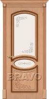 Дверь Азалия Ф-01 (Дуб)
