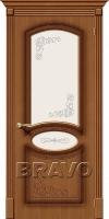 Дверь Азалия Ф-11 (Орех)