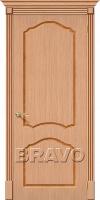 Дверь Каролина ДГ Ф-01 (Дуб)