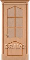 Дверь Каролина Ф-01 (Дуб)