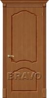 Дверь Каролина ДГ Ф-11 (Орех)