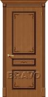 Двери Классика ДГ Ф-11 (Орех)