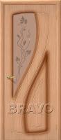 Дверь Лагуна Ф-01 (Дуб)