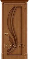 Дверь Лилия ДГ Ф-11 (Орех)