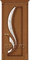 Дверь Лилия Ф-11 (Орех)