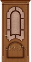 Дверь Соната Ф-11 (Орех)