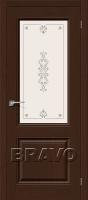 Дверь Статус-13 Ф-27 (Венге)