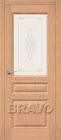 Дверь Статус-15 Ф-01 (Дуб)