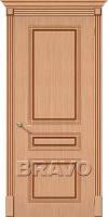 Дверь Стиль ДГ Ф-01 (Дуб)