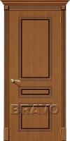 Дверь Стиль ДГ Ф-11 (Орех)