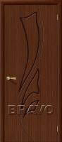 Дверь Эксклюзив ДГ Ф-17 (Шоколад)