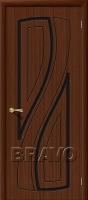 Дверь Лагуна ДГ Ф-17 (Шоколад)