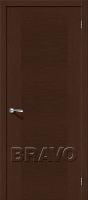 Дверь Рондо ДГ Ф-27 (Венге)