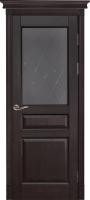 Дверь Валенсия ПО орех античный