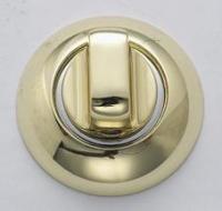 Дверной фиксатор золото